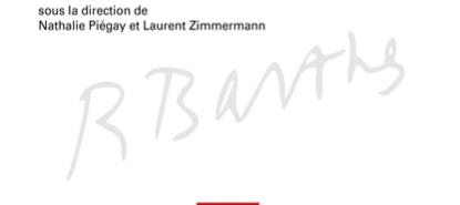 Vignette couverture nuémero Cahier Textuel Roland Barhes aujourd'hui