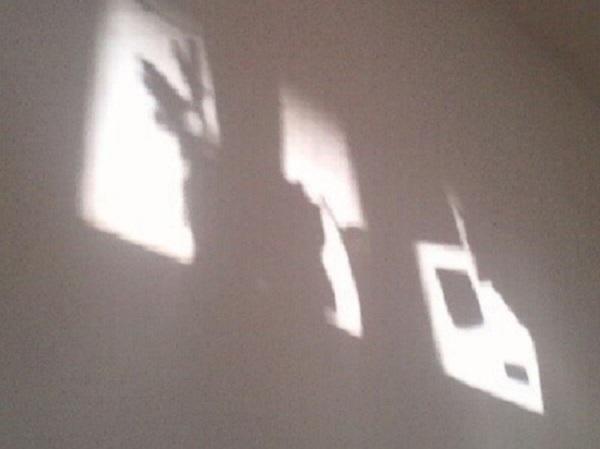 #AMAFENETRE Agnès, Paris 20e, 29 avril / Ombres du matin