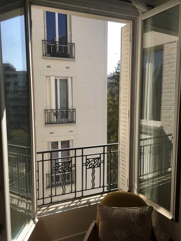 #AMAFENETRE Amélie, Paris, 26 mars