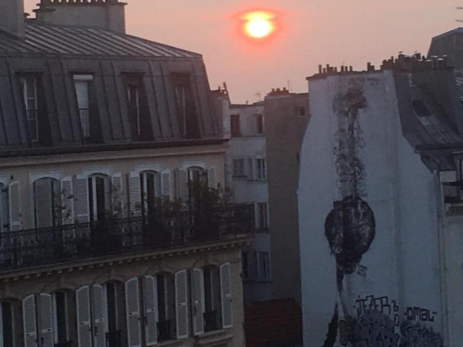#AMAFENETRE Babeth, Paris 11e, 19 avril