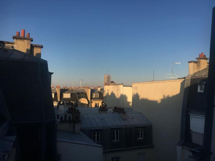#AMAFENETRE Candice, Paris 17e, 1er avril