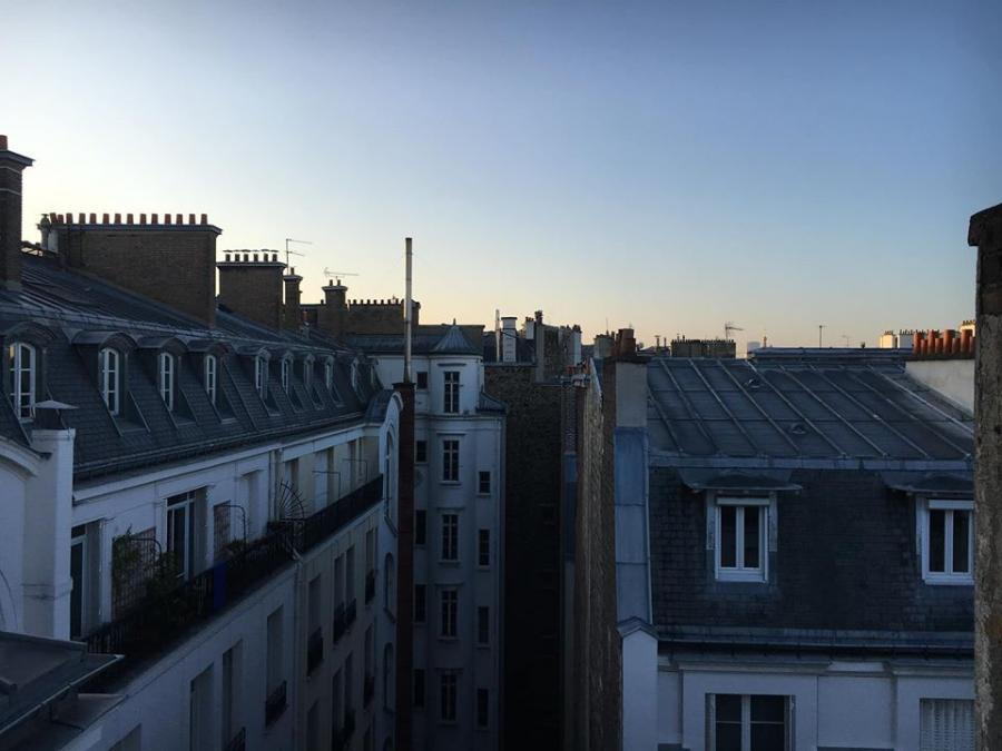 #AMAFENETRE Candice, Paris 17e, 6 avril