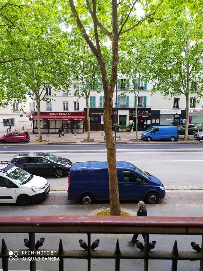 #AMAFENETRE Claudia, Paris 14e, 1er mai
