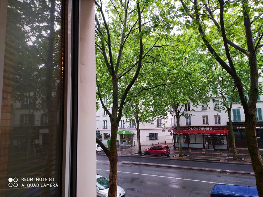 #AMAFENETRE Claudia, Paris 14e, 30 avril