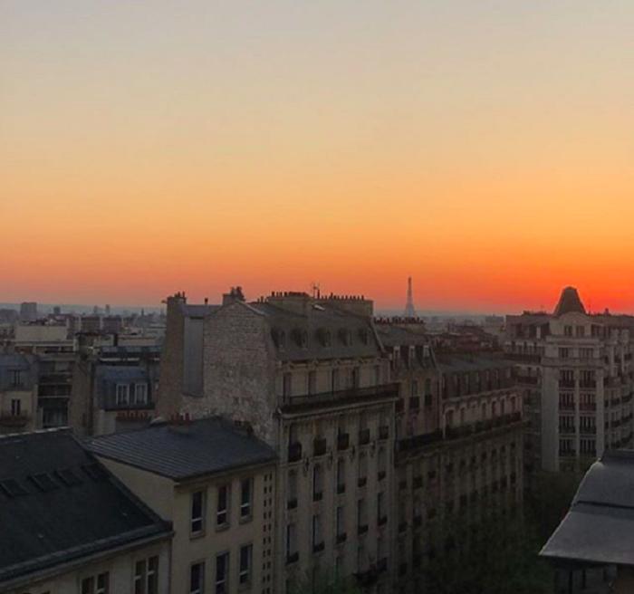 #AMAFENETRE NN, Paris 9e, 9 avril