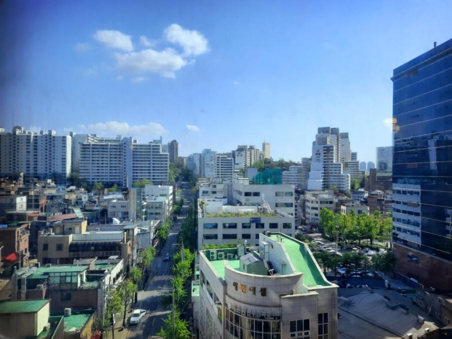 #AMAFENETRE Dah, Séoul, 22 avril