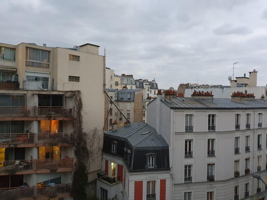 #AMAFENETRE Daniel, Paris 12e, 2 avril