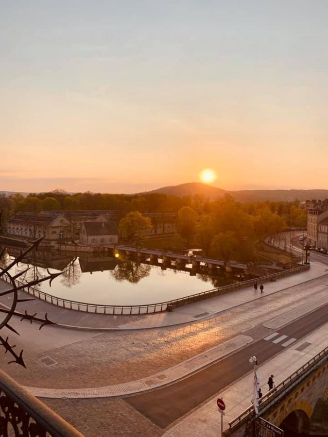 #AMAFENETRE David, Metz, vue sur le campus de Saulcy ( université de Lorraine), 8 avril