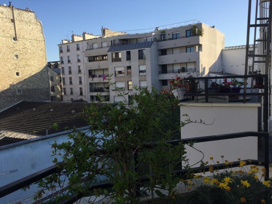 #AMAFENETRE Denis, Paris 10e, 22 avril