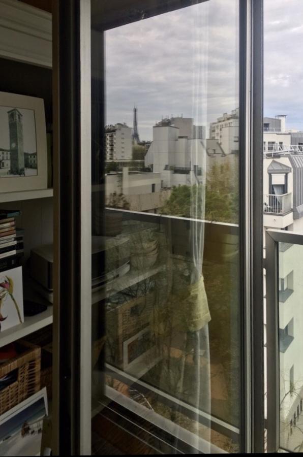 #AMAFENETRE Elisa, Paris 15e, 6 avril