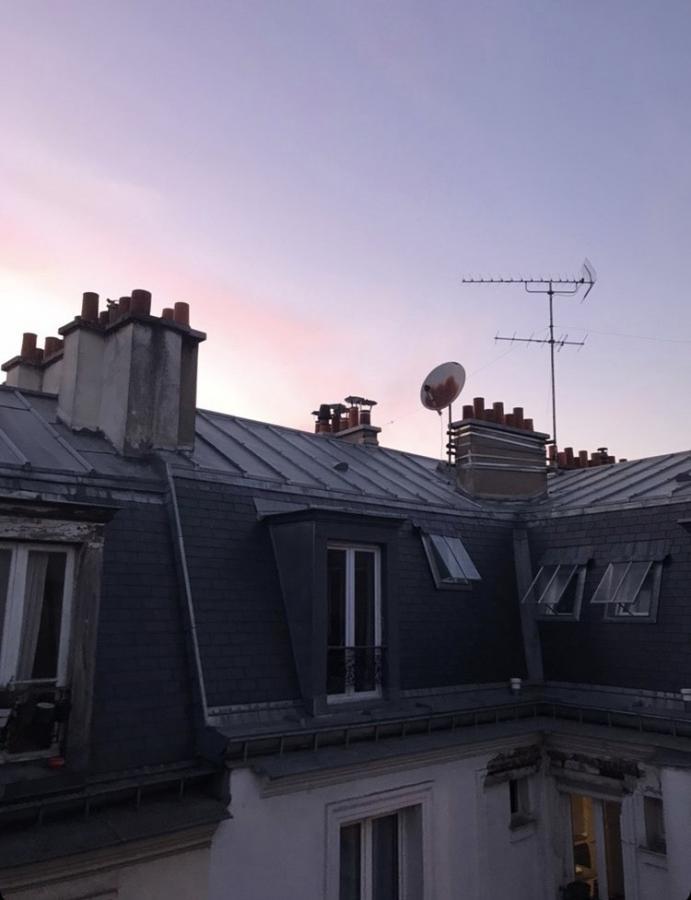 #AMAFENETRE Elise, Paris 18e, 28 mars