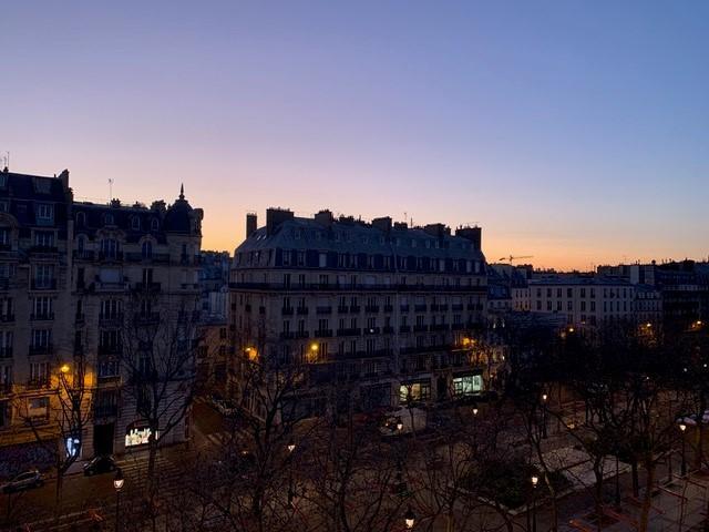 #AMAFENETRE Emilie Léa, Paris, 21 mars