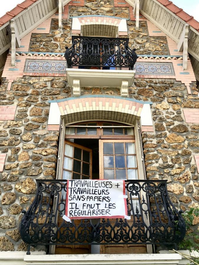 #AMAFENETRE Eva, Bonneuil-sur-Marne, 1er mai