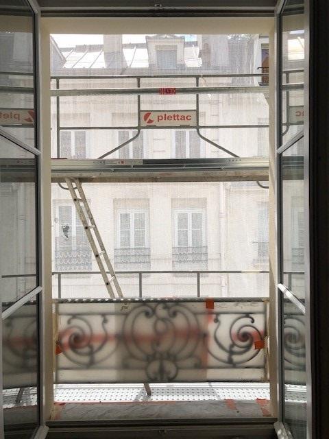 #AMAFENETRE Evelyn, Paris 1er, 21 avril
