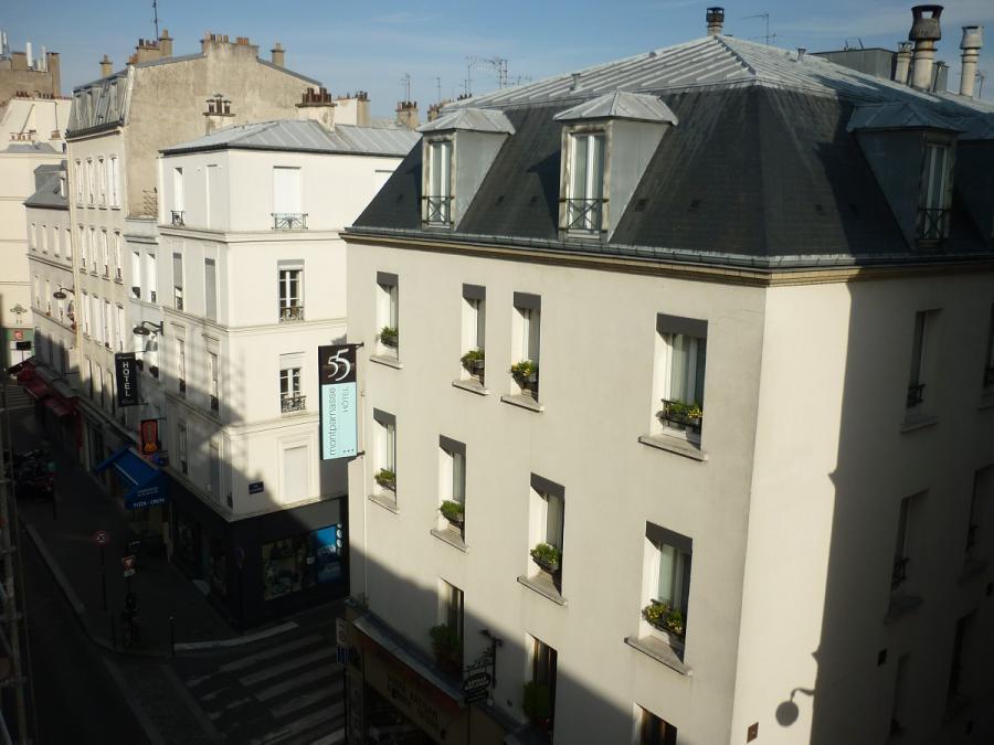 #AMAFENETRE Fabienne, Paris 14e, 7 avril