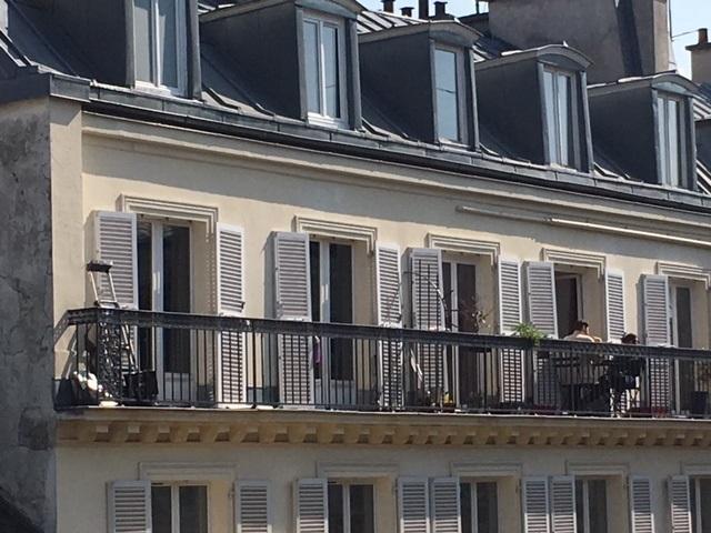 #AMAFENETRE France, Paris 11e, 27 mars