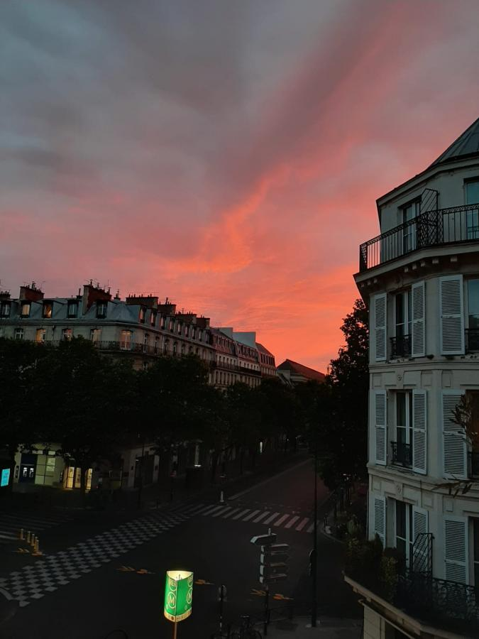 #AMAFENETRE Gael, Asnières, 8 mai