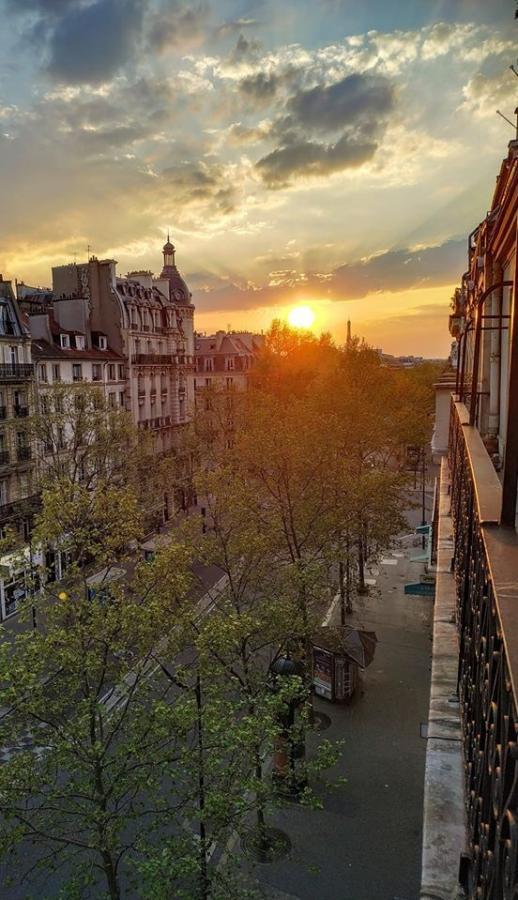 #AMAFENETRE Isabelle, Paris, 11 avril