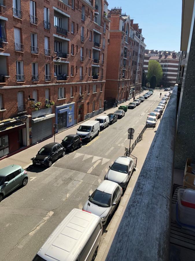 #AMAFENETRE Jacky, Paris 13e, rue de la Fontaine à mulard, 1er avril