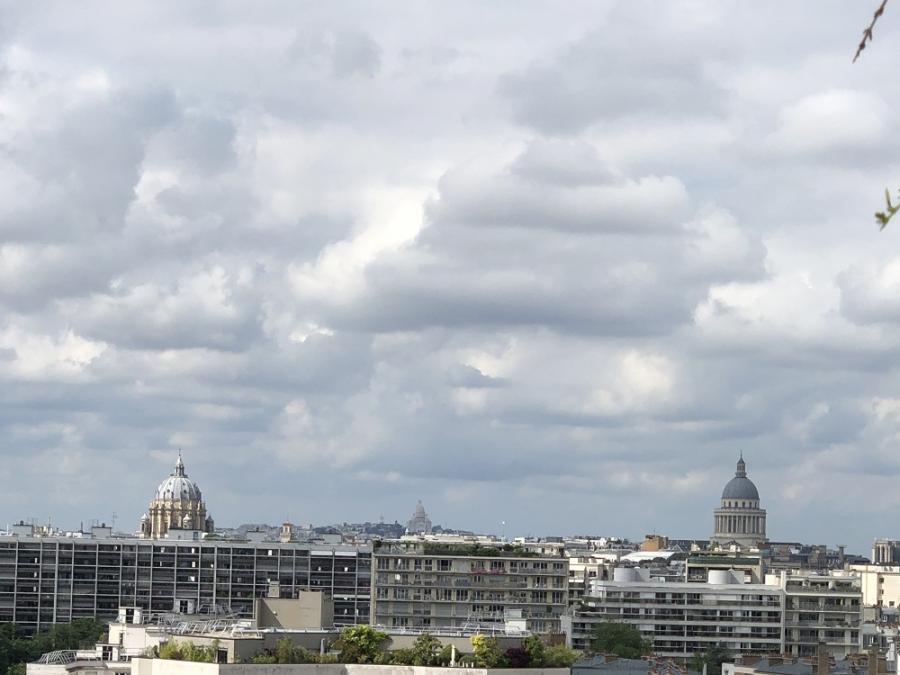 #AMAFENETRE Laurent, Paris 13e, 10 mai