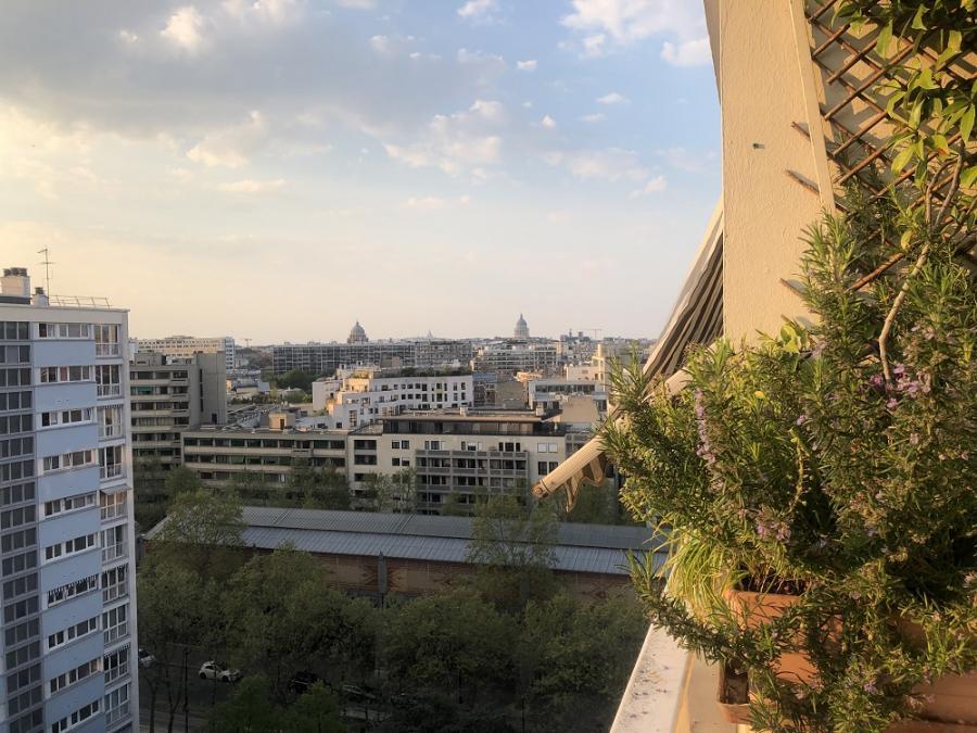 #AMAFENETRE Laurent, Paris 13e, 11 avril