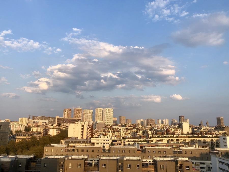 #AMAFENETRE Laurent, Paris 13e, 18 avril