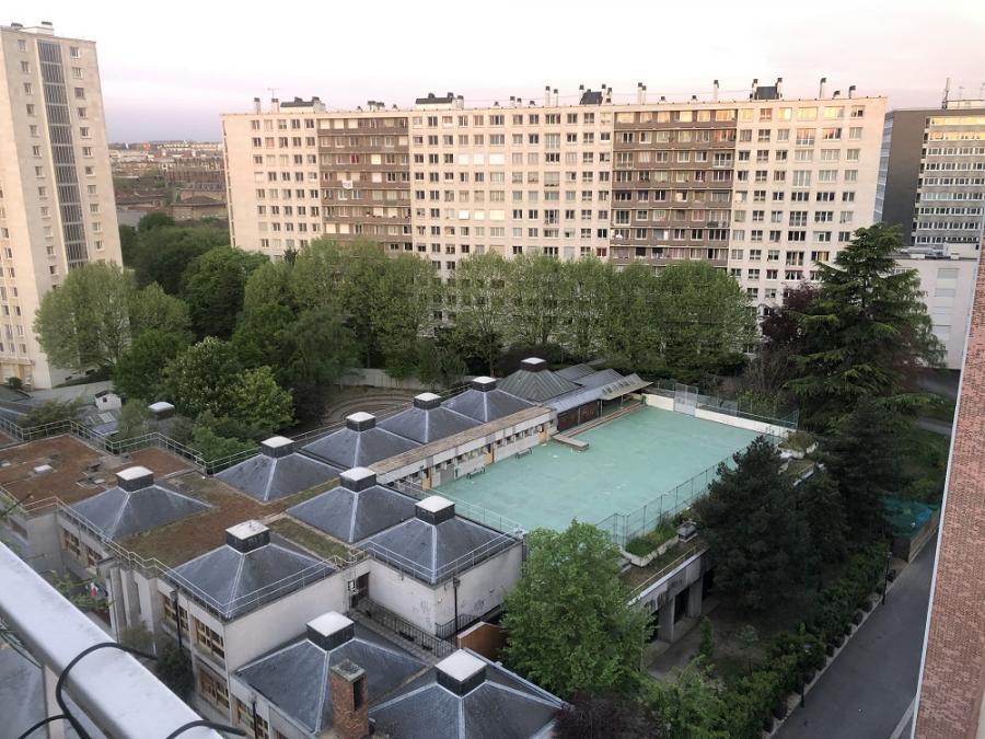 #AMAFENETRE Laurent, Paris 13e, 13 avril