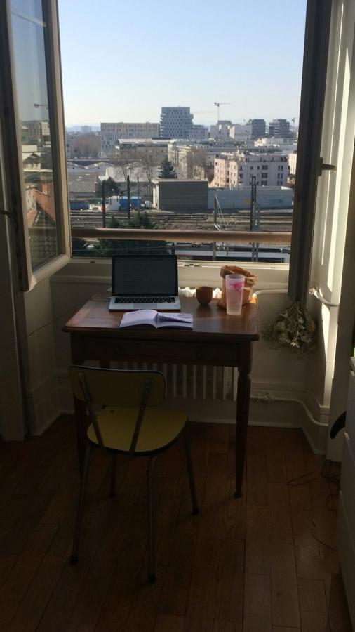 #AMAFENETRE Léa, Lyon, 23 mars