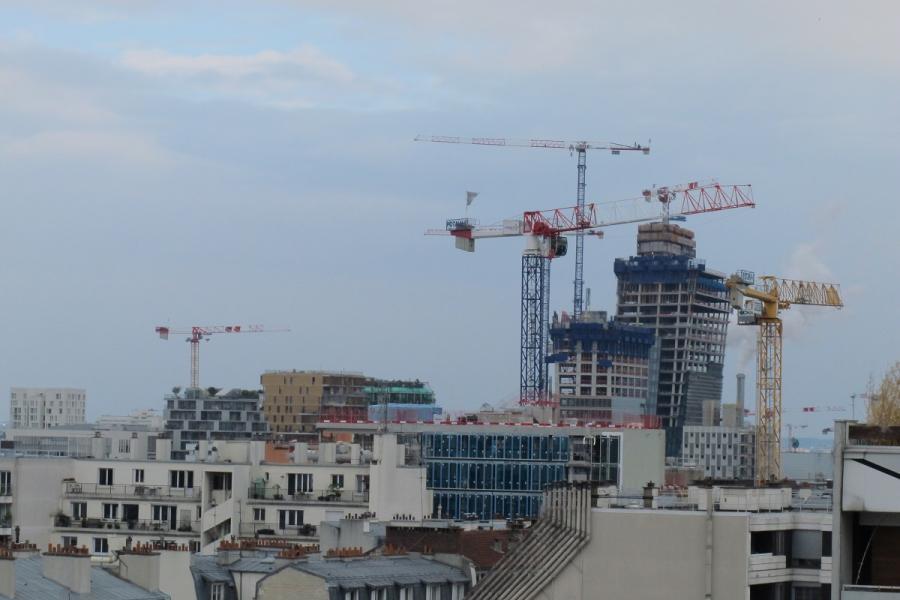 #AMAFENETRE Marc, Paris 13e, 5 mai
