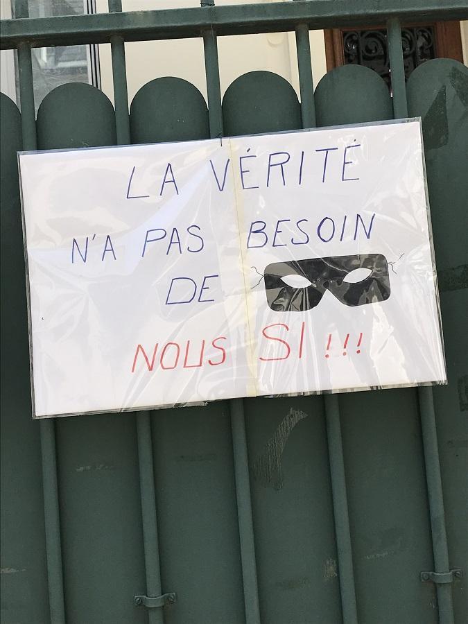 #AMAFENETRE Maria, Paris 14e, 7 mai