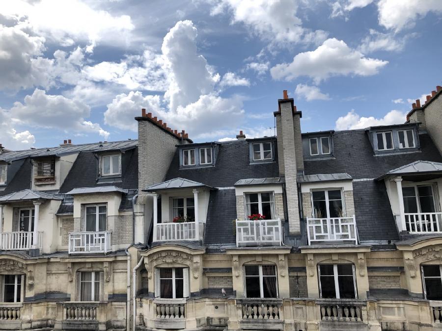 #AMAFENETRE Marianne, Paris, 1er avril