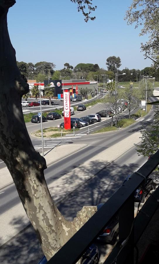 #AMAFENETRE Mirlanda, Montpellier, 6 avril