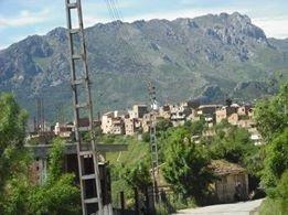 #AMAFENETRE Mustapha, en Kabylie, 12 avril
