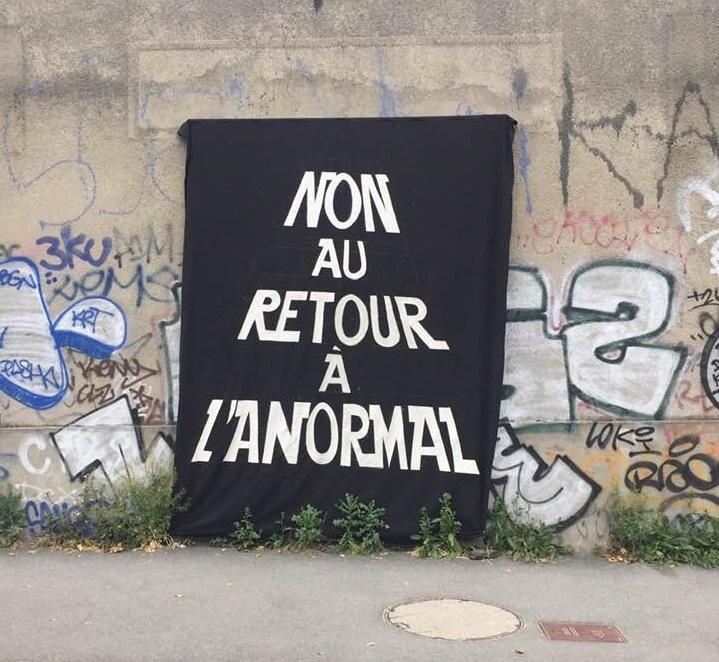 #AMAFENETRE Nadège, Arcueil, 10 mai