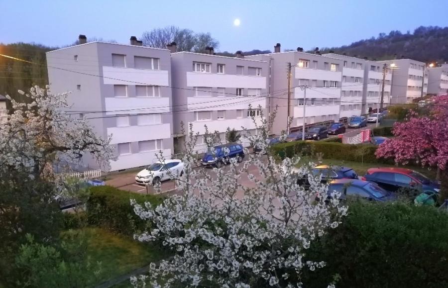 #AMAFENETRE Nicole, Hayange (Moselle), 7 avril