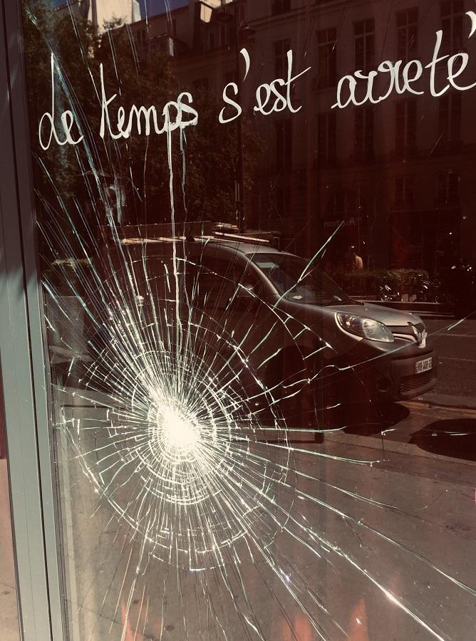 #AMAFENETRE Pascal, Paris 1er,  10 mai