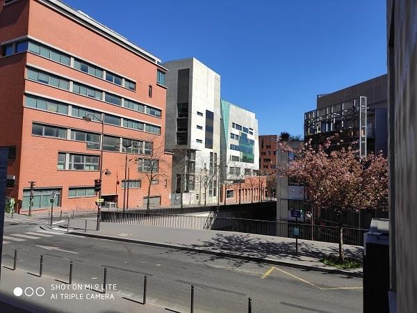 #AMAFENETRE Saïd, Paris 13e, Université de Paris , Buffon, 30 mars