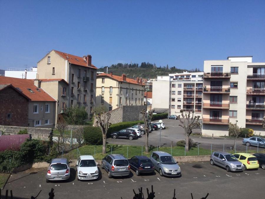 #AMAFENETRE Sophie, Clermont-Ferrand, 27 mars/ vue sur Montjuzet