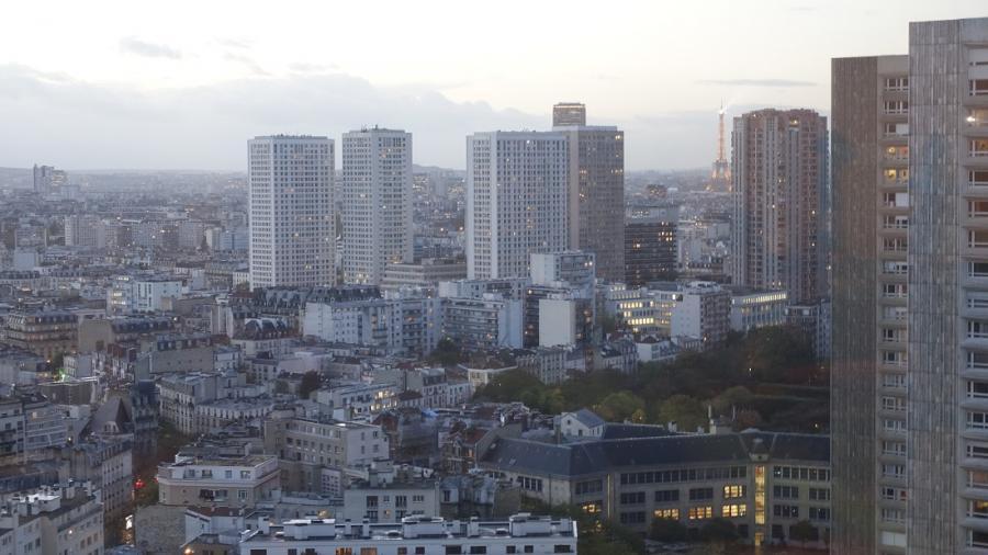 #AMAFENETRE Sylvie, Paris 13e, Olympiades, 1er avril