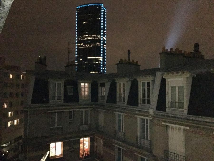 #AMAFENETRE Thierry, Paris 27 avril