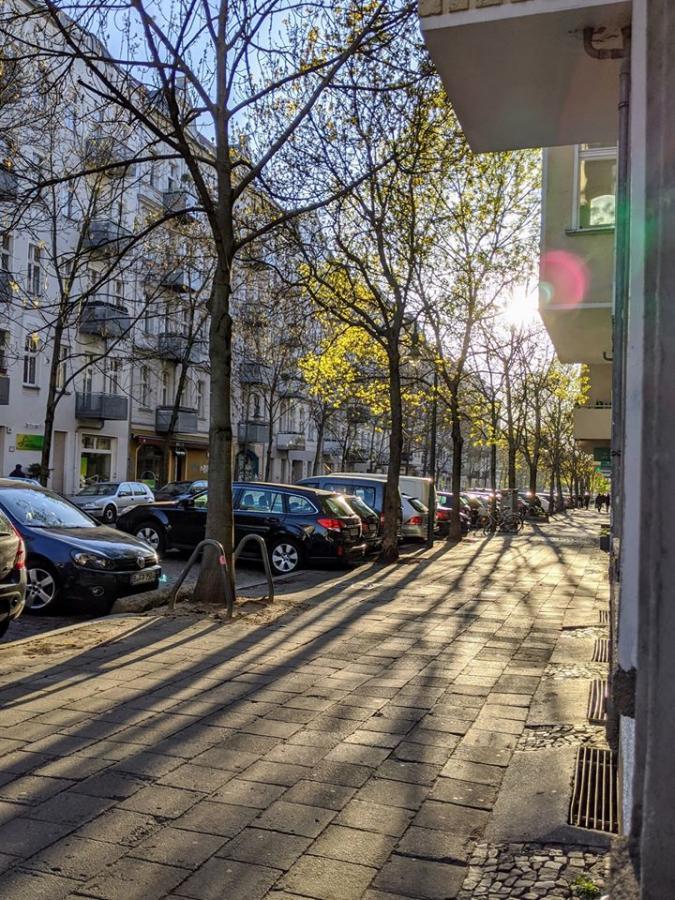 #AMAFENETRE Vincent, Berlin, Prenzlauer Berg, 16 avril
