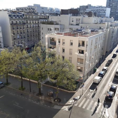 #AMAFENETRE Agnès, Paris 13e, avenue de Choisy, 2 avril