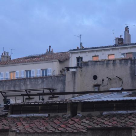 #AMAFENETRE Alex, Marseille, 27 mars