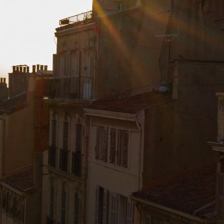 #AMAFENETRE Anaïs, Marseille, 31 mars