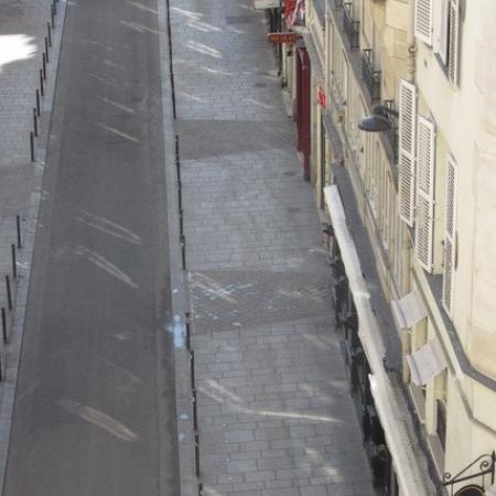 #AMAFENETRE Annie-Claude, Paris 6e, 25 mars