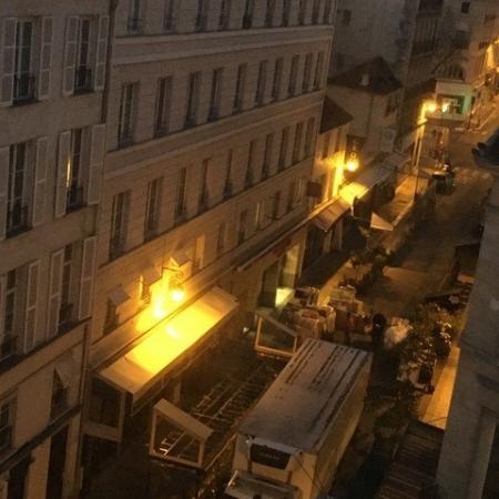 #AMAFENETRE Annie-Claude, Paris 6e, 30 mars