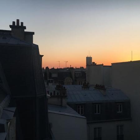 #AMAFENETRE Candice, Paris 17e, 25 mars