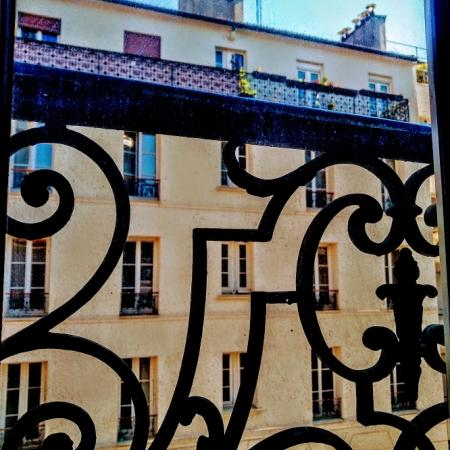 #AMAFENETRE Clémence, Paris 13e, 1er avril