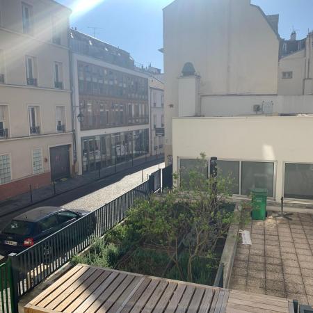 #AMAFENETRE Etienne, Paris 13e, 23 mars