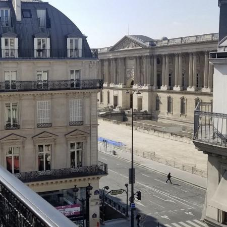 #AMAFENETRE Gwennite, Paris 1er, 26 mars